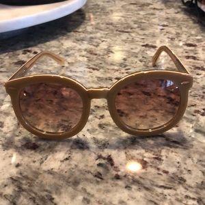 Karen Walker nude sunglasses